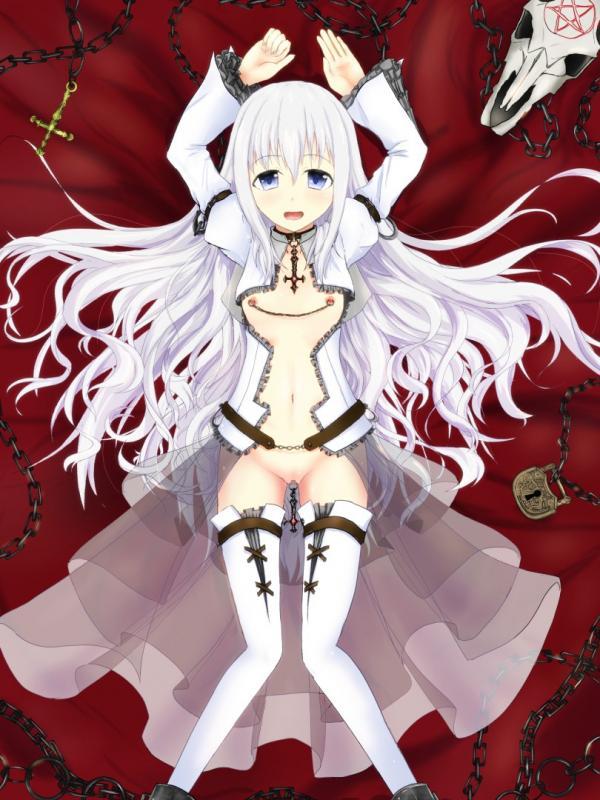 ・ファンタジーー少女ー小学生(高学年)・隠すべきところを隠さない衣装・